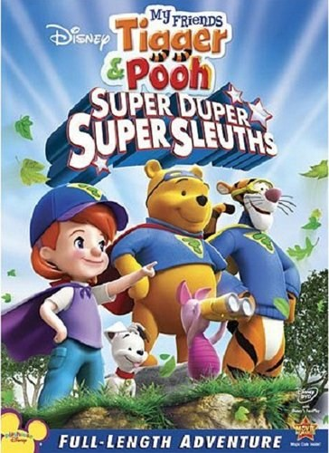 Movies My Friends Tigger & Pooh: Super Duper Super Sleuths poster