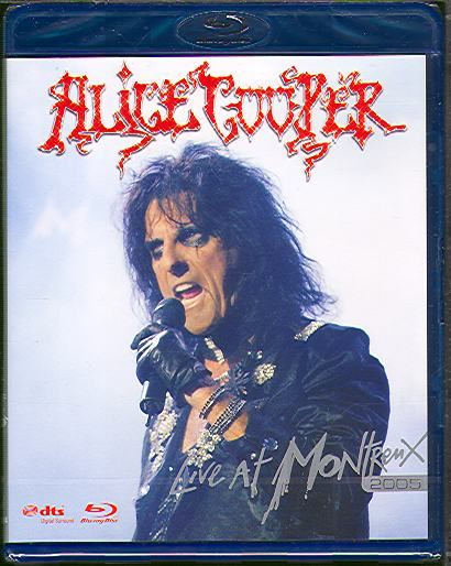 Alice Cooper: Live at Montreux is similar to Last Knights.