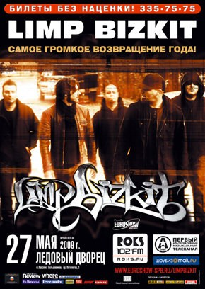Limp Bizkit - Live in Saint Petersburg, Russia is similar to Il vetturale del Moncenisio.