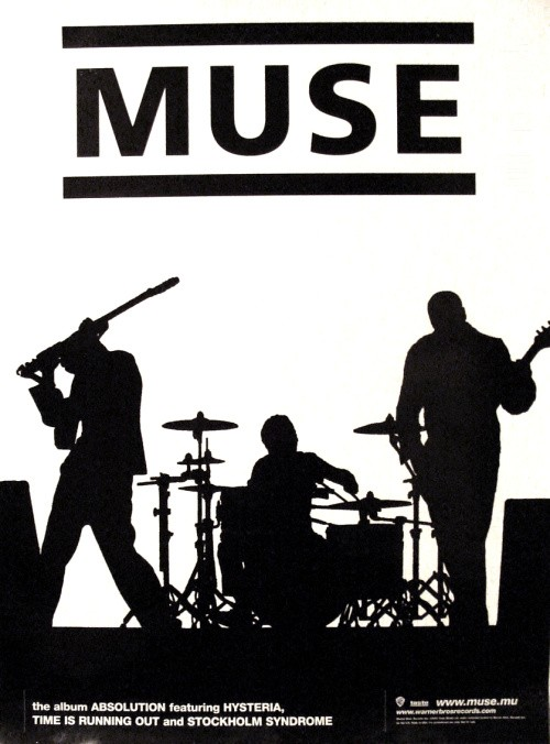 Muse - Live in Teignmouth is similar to Monster's Ball.