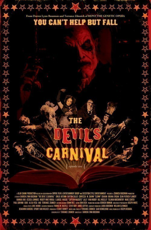 The Devil's Carnival is similar to Nell.