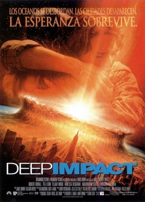 Deep Impact is similar to Jesse Stone: Lost in Paradise.