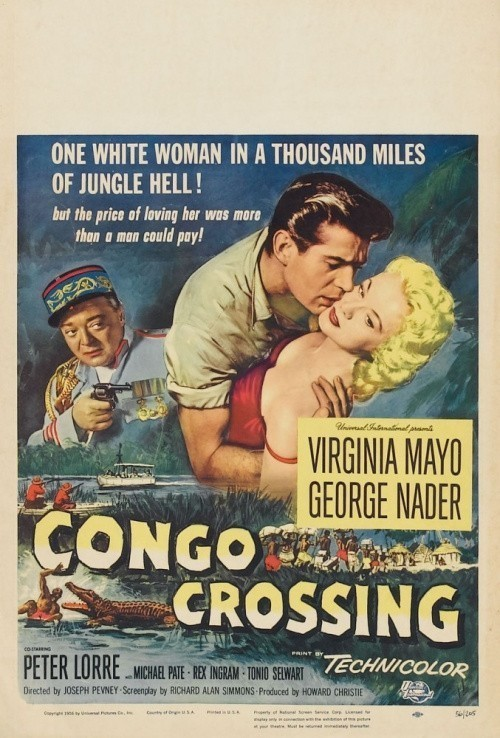 Congo Crossing is similar to The Sum of All Fears.