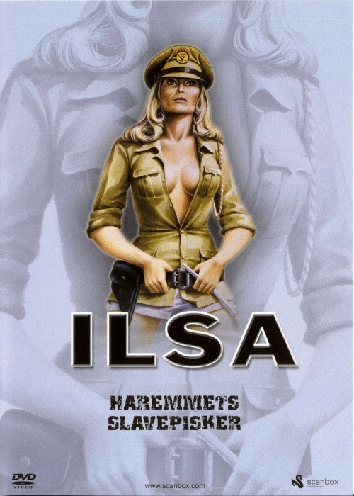 Ilsa, Harem Keeper of the Oil Sheiks is similar to American Justice.