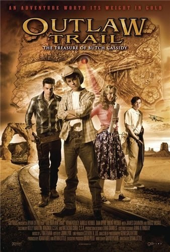 Outlaw Trail: The Treasure of Butch Cassidy is similar to A buvesz.