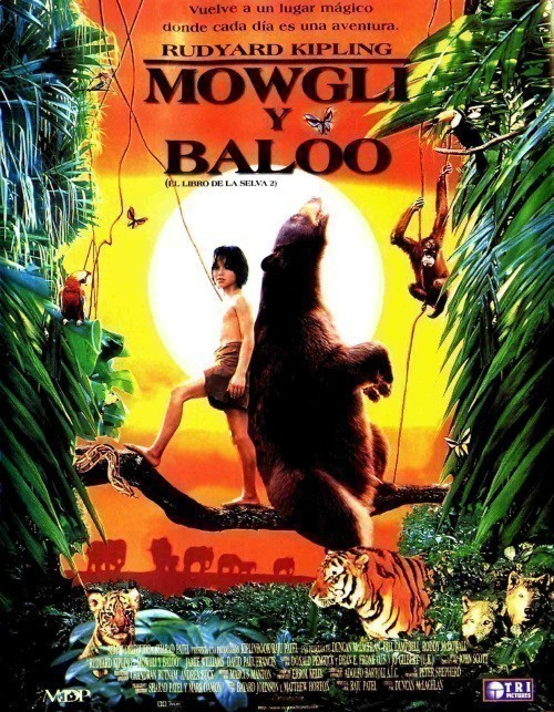 The Second Jungle Book: Mowgli & Baloo is similar to Dame de Trefle.