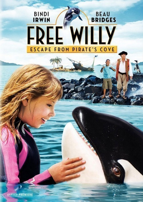 Free Willy: Escape from Pirate's Cove is similar to Flatliners.