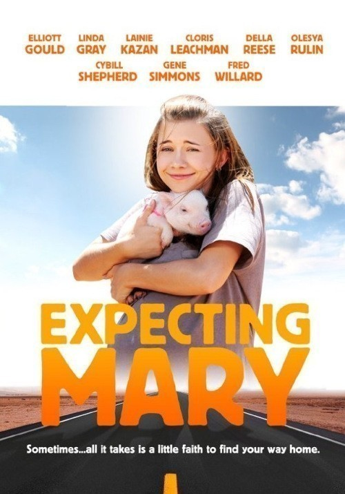 Expecting Mary is similar to Children of the Corn: Revelation.