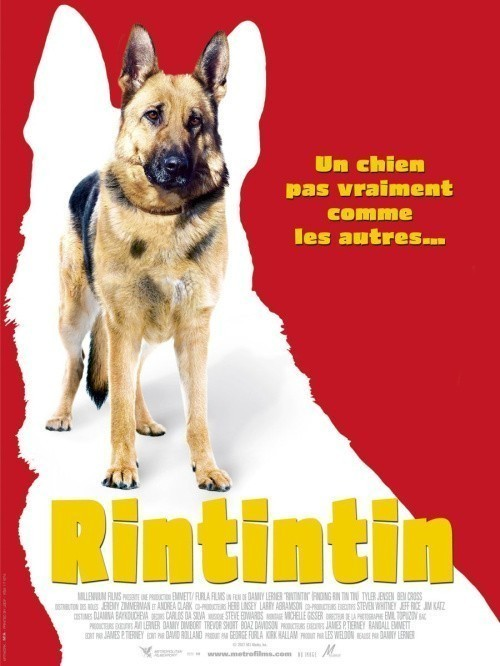 Finding Rin Tin Tin is similar to Valerian and the City of a Thousand Planets.