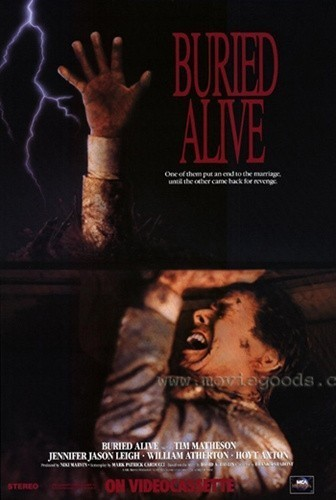 Buried Alive is similar to Faust.