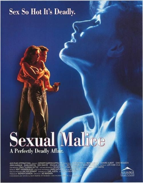 Sexual Malice is similar to Centerfold.