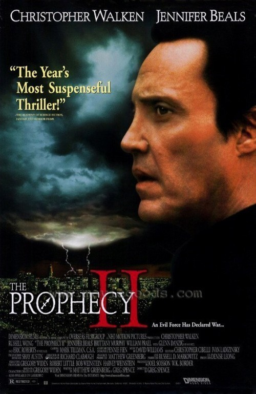The Prophecy II cast, synopsis, trailer and photos.