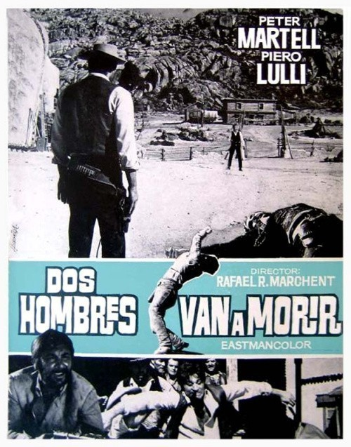 Dos hombres van a morir is similar to Love, Honor And Obey. The Last Mafia Marriage.