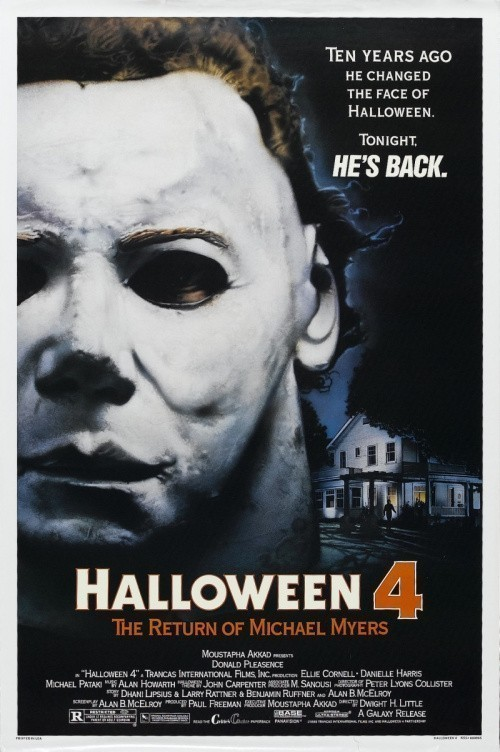 Halloween 4: The Return of Michael Myers is similar to Hancock 2.