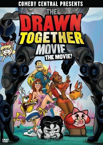The Drawn Together Movie: The Movie! is similar to Bez vidimyih prichin.