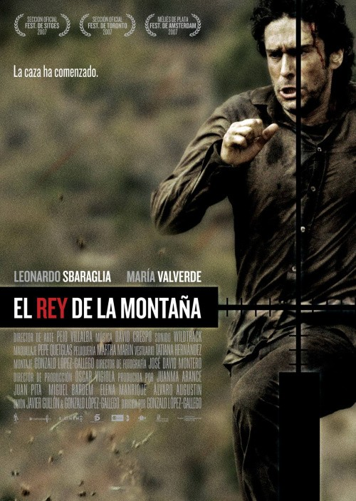 El rey de la montana is similar to Richard III.