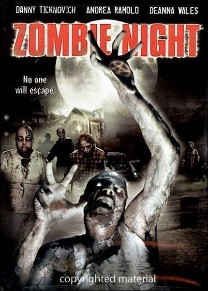 Zombie Night is similar to Taste of Hollywood.