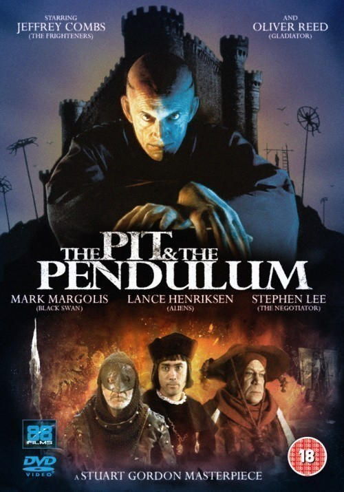 The Pit and the Pendulum is similar to Prodaetsya dacha.