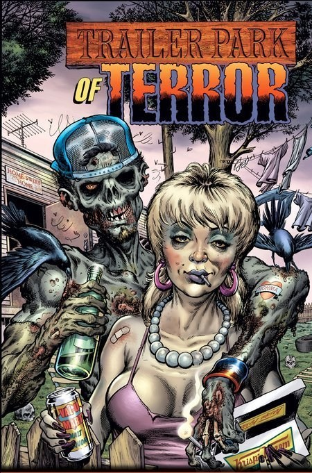 Trailer Park of Terror is similar to Thor.