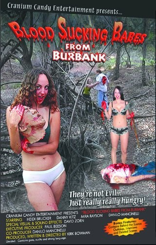 Blood Sucking Babes from Burbank is similar to The King of Comedy.
