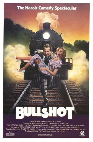 Bullshot is similar to The Goodbye Girl.