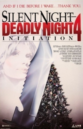 Initiation: Silent Night, Deadly Night 4 is similar to Gifted.