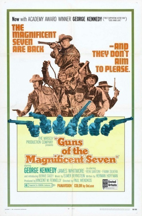 Guns of the Magnificent Seven is similar to Genova.