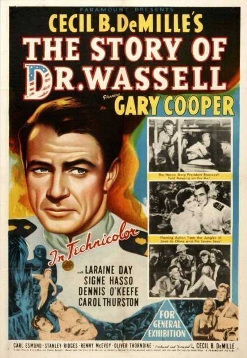 The Story of Dr. Wassell is similar to Zombie Hunter.