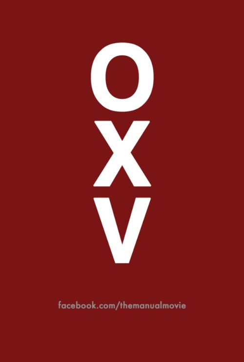 OXV: The Manual is similar to Cherry 2000.