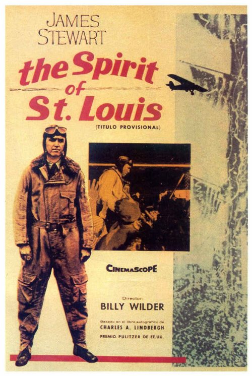 The Spirit of St. Louis is similar to It's Not a Date.