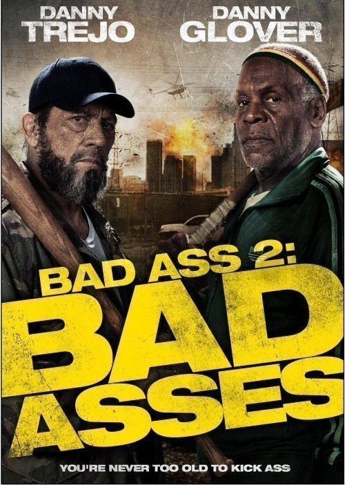 Bad Ass 2: Bad Asses is similar to Spider-man 2.1.