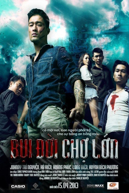 Bui Doi Cho Lon is similar to Kids in America.
