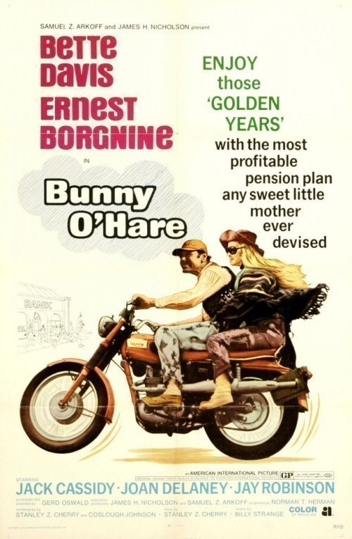 Bunny O'Hare cast, synopsis, trailer and photos.