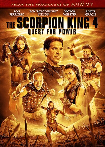 The Scorpion King: The Lost Throne cast, synopsis, trailer and photos.