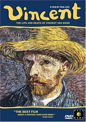 Movies Van Gogh: Painted with Words poster