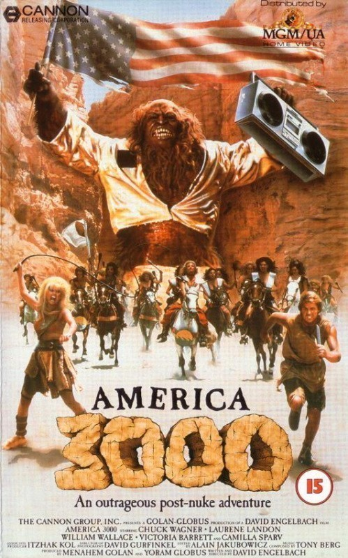 America 3000 cast, synopsis, trailer and photos.