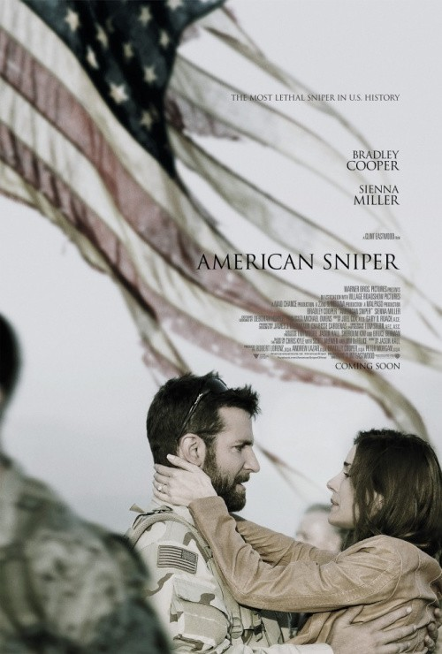 American Sniper is similar to Power.