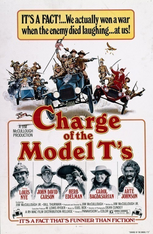 Charge of the Model T's cast, synopsis, trailer and photos.