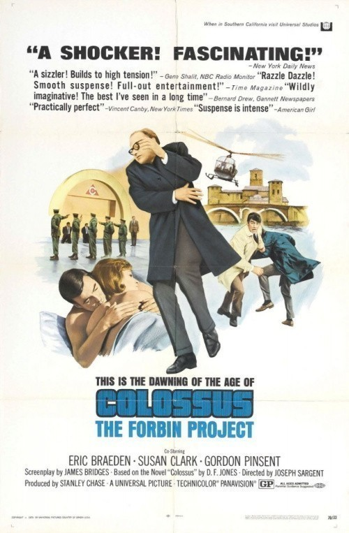 Colossus: The Forbin Project is similar to The Ballad of Little Jo.