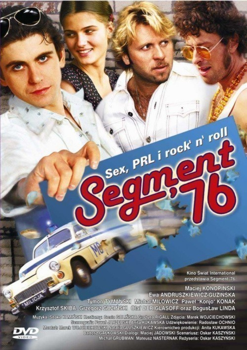Segment '76 is similar to A Ragtime Romance.