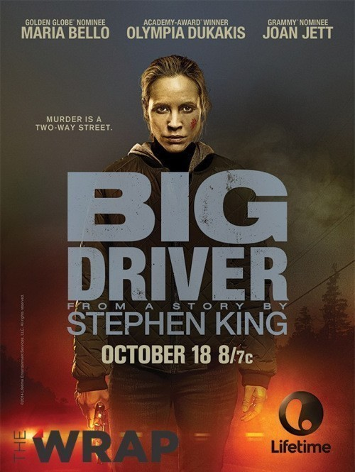Big Driver is similar to Countdown to War.