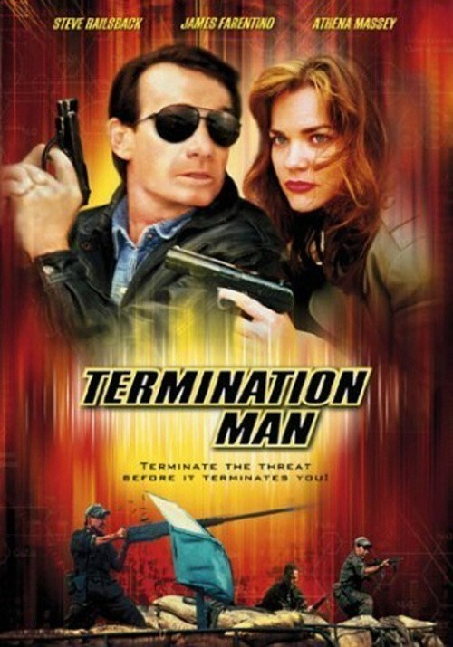 Termination Man is similar to Escape Plan.