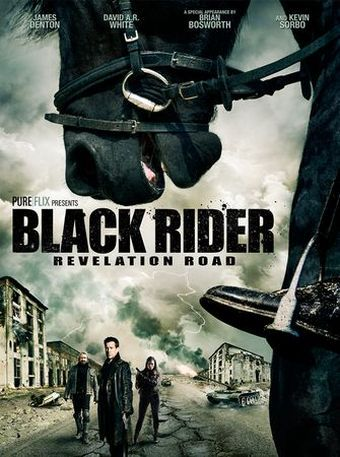The Black Rider: Revelation Road cast, synopsis, trailer and photos.