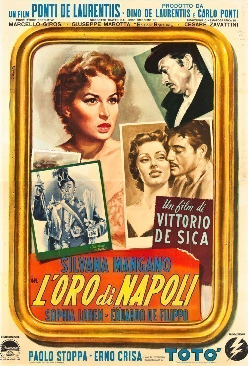 L'oro di Napoli is similar to Jackie Brown.