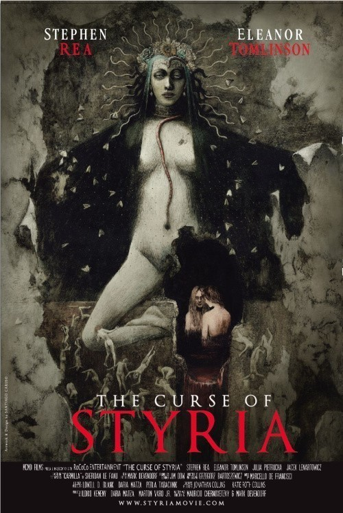 Movies The Curse of Styria poster