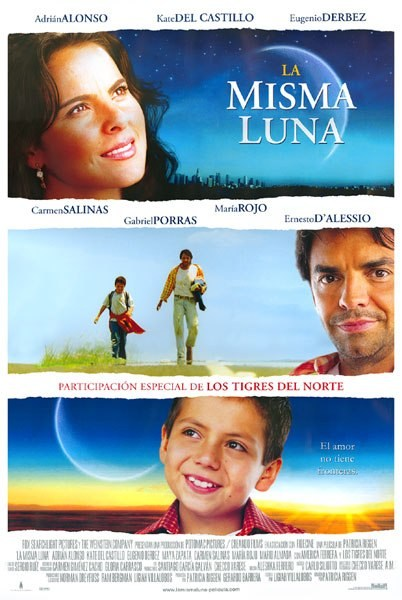 La misma luna is similar to National Treasure 3.