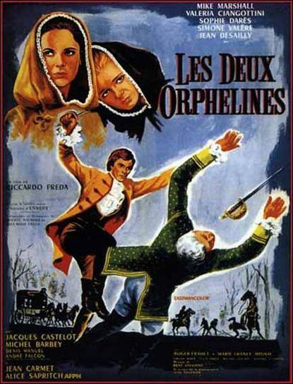 Les deux orphelines is similar to The Tuskegee Airmen.