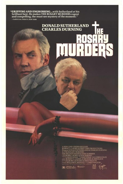 The Rosary Murders is similar to The Bridges of Madison County.