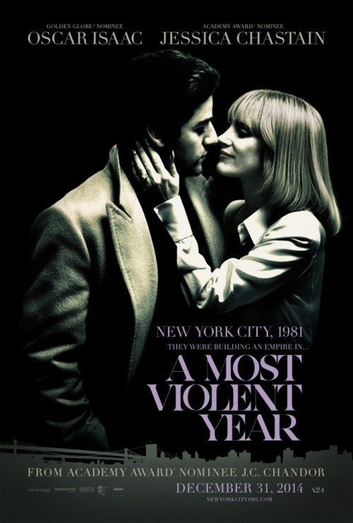 A Most Violent Year is similar to The Life of Bruce Lee.