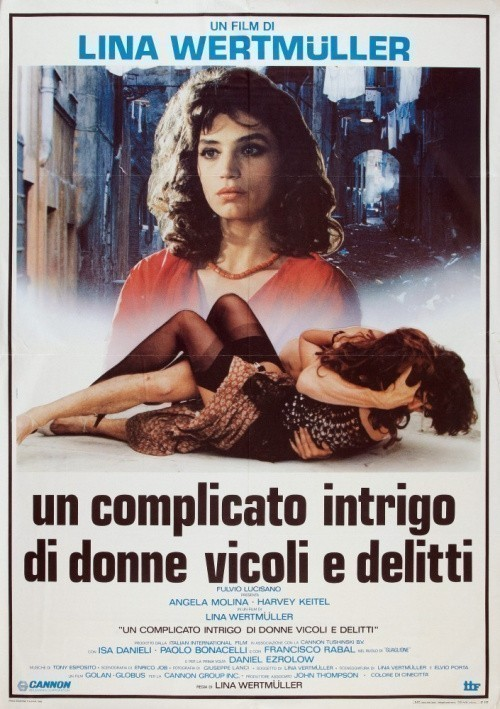 Un complicato intrigo di donne, vicoli e delitti is similar to Road Wars.